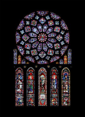 347px-Chartres_-_cathédrale_-_rosace_nord